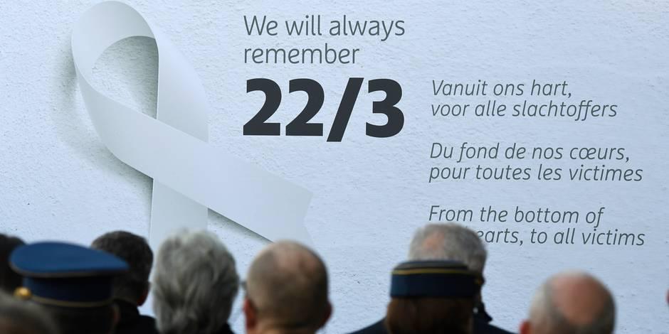 Attentats du 22 mars: le projet de loi d'indemnisation attaqué par une association de victimes