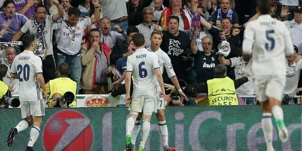 Un Real dominateur écrase l'Atlético (3-0) grâce à un Ronaldo exceptionnel - La Libre