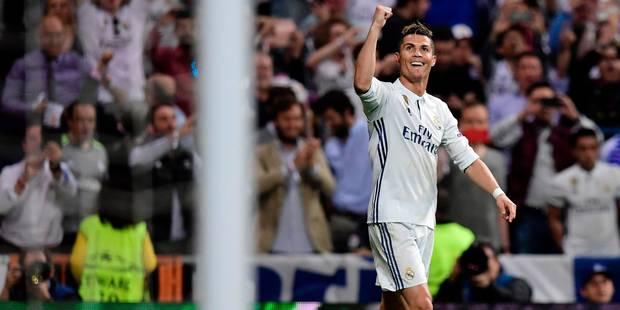 """Cristiano Ronaldo après son nouvel exploit: """"Je suis de cette planète"""" - La Libre"""