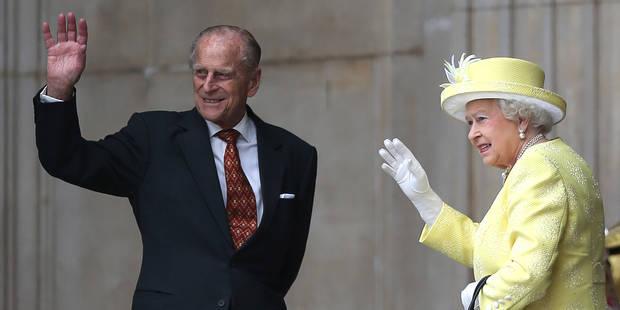 """""""Je ne laisserai jamais tomber la Reine"""": le prince Philip, peu protocolaire et gaffeur roi (PORTRAIT) - La Libre"""