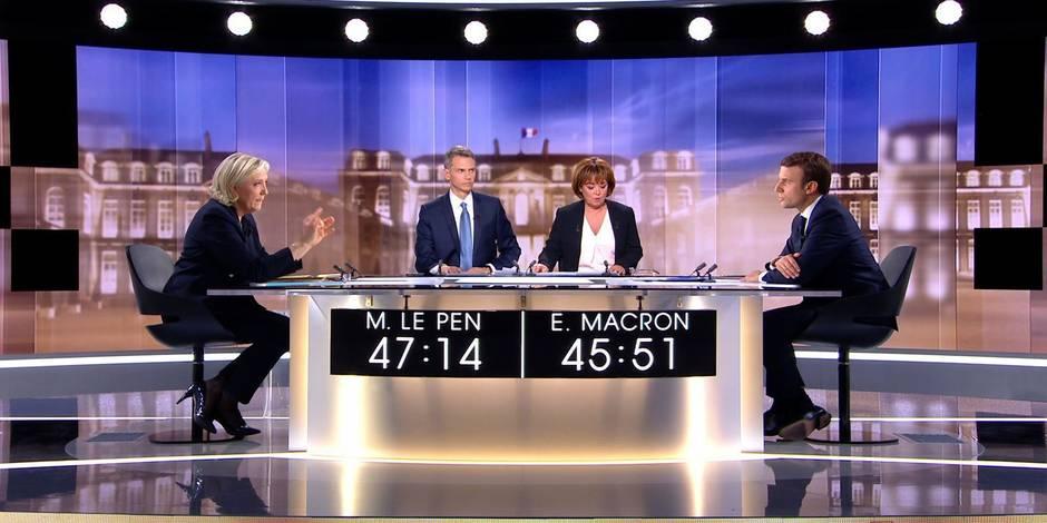 Diplomatie pour les nuls: disparition de deux journalistes lors du débat présidentiel - La Libre