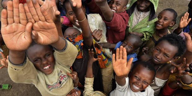 Des enfants enlevés à leur famille au Congo adoptés en Belgique - La Libre