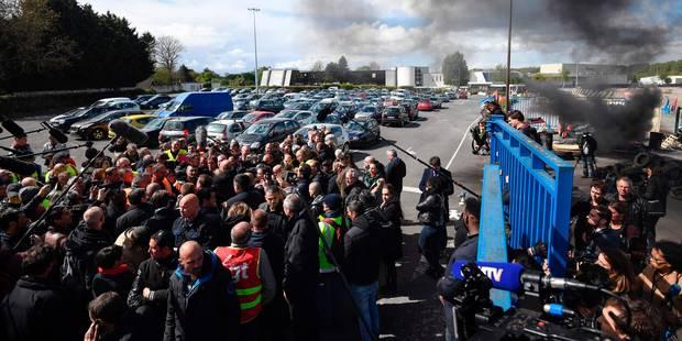 France: fin de la grève à l'usine Whirlpool d'Amiens après un accord avec la direction - La Libre