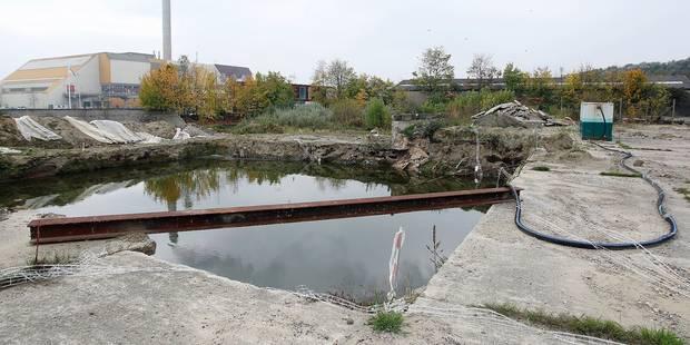 La Région bruxelloise s'attaque aux sols pollués - La Libre