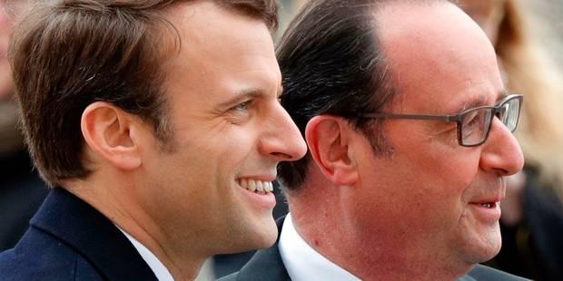 Que faisaient les anciens présidents de la République à l'âge d'Emmanuel Macron ? - La Libre