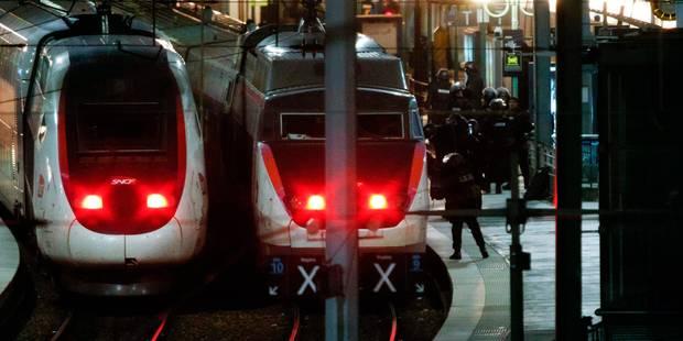 Paris: opération policière à la gare du Nord pour vérifier la présence de trois personnes recherchées - La Libre