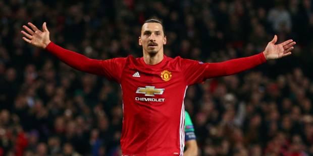 Le salaire (mirobolant) de Zlatan Ibrahimovic révélé dans la presse - La Libre