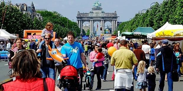 L'avenue de Tervueren a 120 ans - La Libre