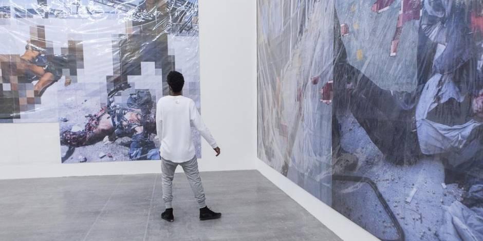 Kunstenfestivaldesarts: où l'art dérange, déplace, déguise, mélange
