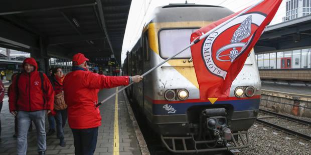 Service minimum SNCB: Les cheminots obligés de prévoir leur participation à une grève 4 jours avant - La Libre