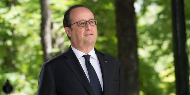 Retour sur 10 temps forts du quinquennat de François Hollande - La Libre