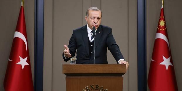 Turquie-USA: Gülen et les Kurdes, principaux points de discorde - La Libre