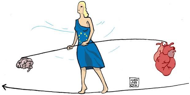 Pour un intérêt national européen partagé (OPINION) - La Libre