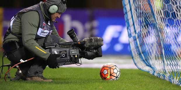Officiel: Proximus diffusera bien le championnat de foot belge - La Libre