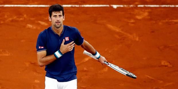 Djokovic : ?Devenir une meilleure version de soi-même? - La Libre