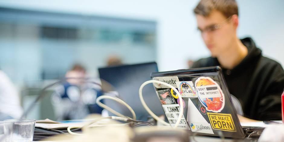 Bruxelles - Etterbeek: Cyber Security Challenge Belgium 2015