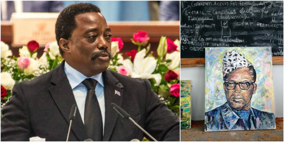 """Il y a 20 ans, Mobutu tombait: """"Kabila reproduit la politique de Mobutu. Avec des différences"""" - La Libre"""