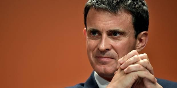 """Valls ménagé par le PS en vue des législatives : """"On s'agenouille devant des gens qui n'ont fait que trahir"""" - La Libre"""