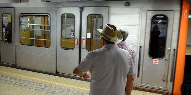 Bruxelles: circulation du métro rétablie entre Elisabeth et Arts-Loi - La Libre