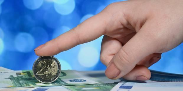 Le salaire moyen brut du travailleur belge en hausse à 3.401 euros - La Libre