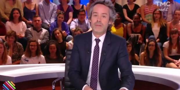 """""""Gros connard"""", """"débile profond"""", quand le directeur de la com' de Macron insulte Yann Barthès - La Libre"""