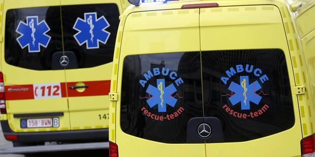 Un grave accident sur la E411 fait un mort et des blessés graves - La Libre