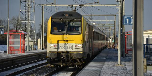 SNCB : le service minimum pourrait être mis en oeuvre après les vacances d'été - La Libre