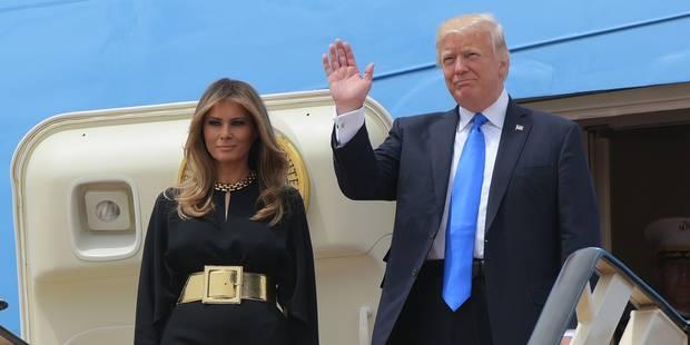 Venue de Trump: il ne fera pas bon se déplacer à Bruxelles mercredi et jeudi - La Libre
