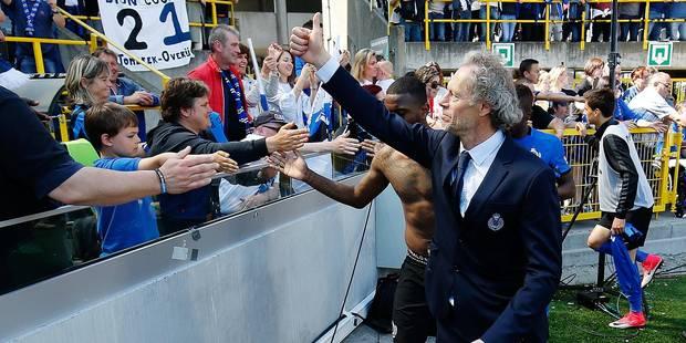 "Preud'homme: ""Bruges est redevenu un top club"" - La Libre"