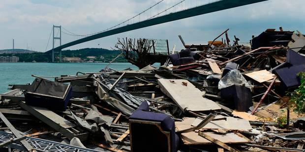 Istanbul: démolition du Reina, le club de la tuerie du Nouvel An - La Libre