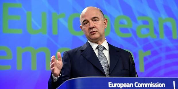 La Belgique endettée échappe à une procédure européenne pour déficit excessif - La Libre