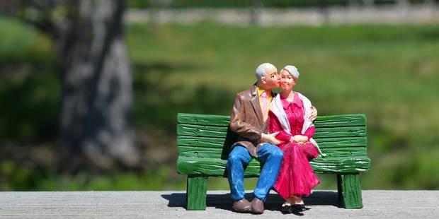 Quand divorcent les seniors (CHRONIQUE) - La Libre