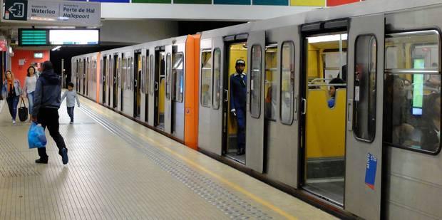 Bruxelles: la circulation des métros a repris entre Mérode et Roodebeek - La Libre