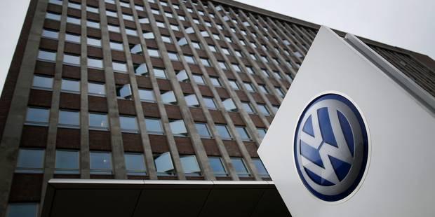 Le géant Volkswagen placé sous le statut de témoin assisté en France - La Libre