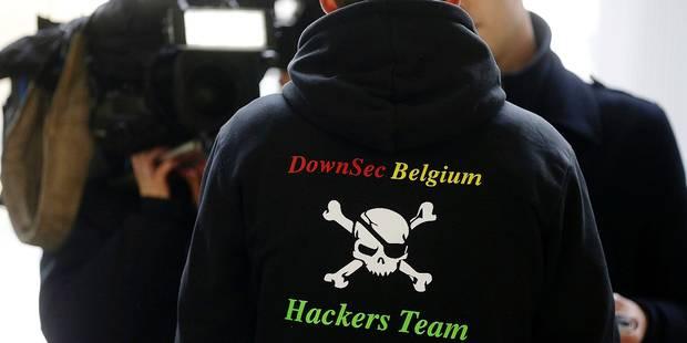 Le pirate informatique DownSec était... un boulanger - La Libre