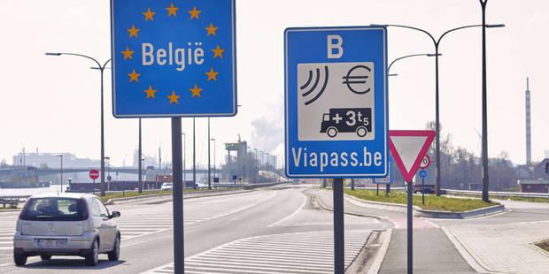 Les transfrontaliers ne pourront plus être taxés deux fois - La Libre