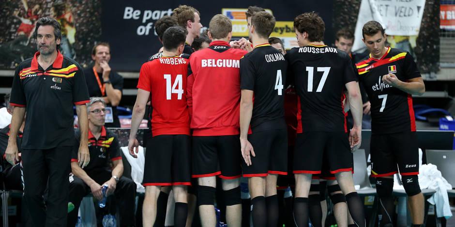 Qualifications Mondial 2018 volley-ball: Bon départ des Red Dragons