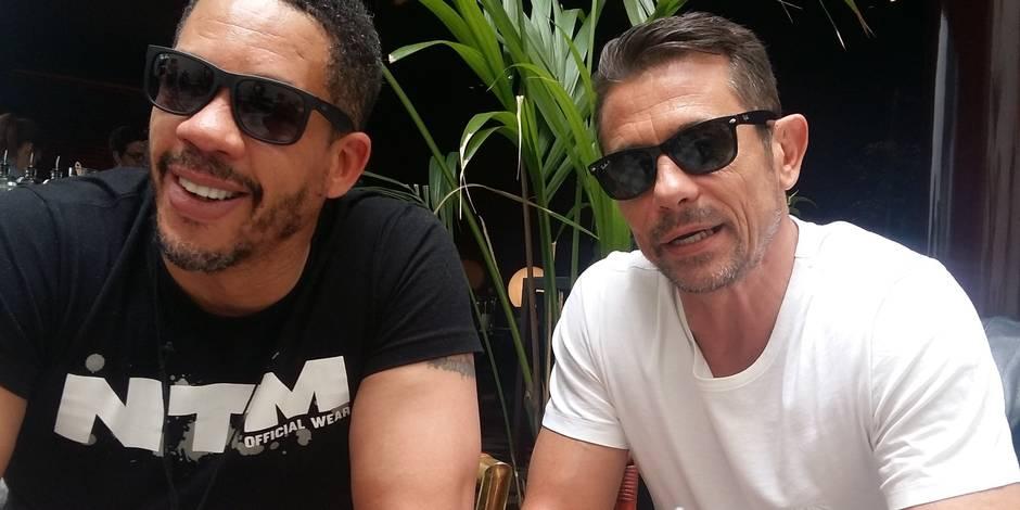 """NTM, le duo légendaire du rap français, est de retour : """"Est-ce que ça va tellement cartonner ? On n'en sait rien"""" - La ..."""
