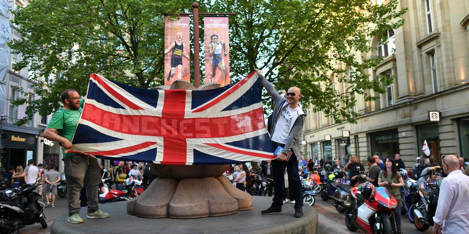 Attentat à Manchester : après les fuites, la police britannique partage à nouveau ses informations avec les Etats-Unis