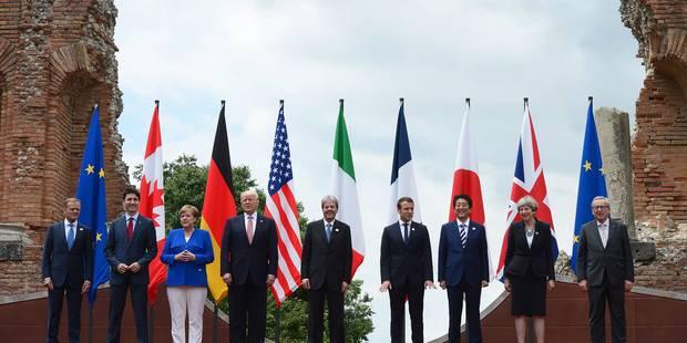 Pourquoi le G7 se tient en Sicile ? - La Libre