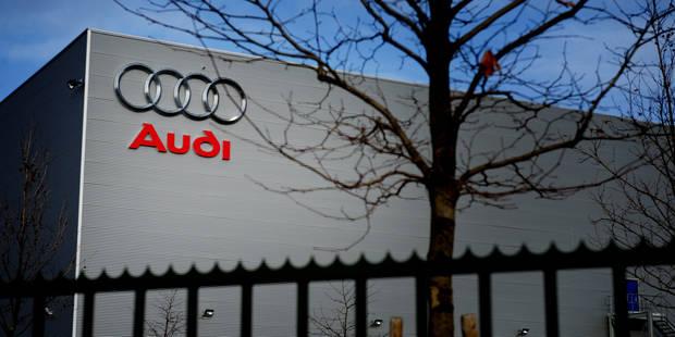 Audi Brussels fête ses dix ans - La Libre