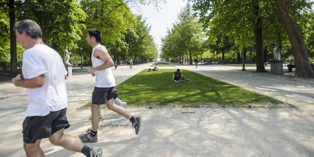 Faire de Bruxelles une ville idéale pour la course à pied - La Libre
