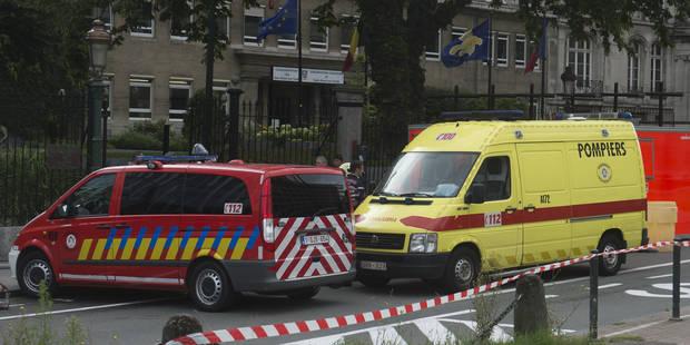 Fusillade à Saint-Josse: 3 blessés, la personne grièvement blessée est hors de danger - La Libre