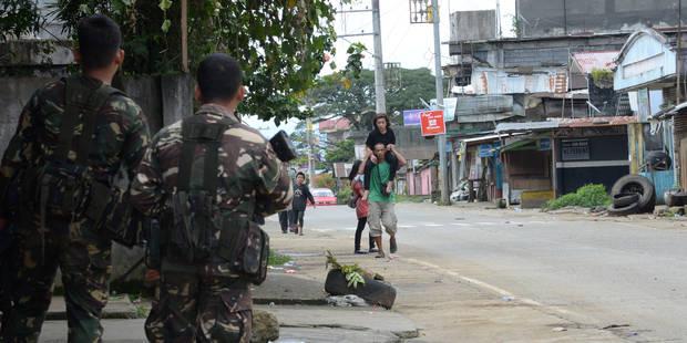 Philippines: 19 civils tués dans les combats dans le sud - La Libre