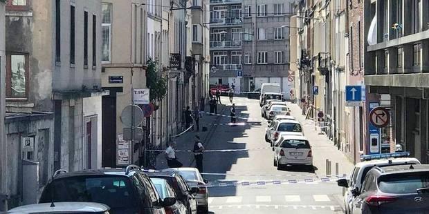 Fusillade à Saint-Josse: L'enquête judiciaire est ouverte, deux personnes impliquées sont toujours hospitalisées - La Li...