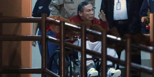 Décès de l'ancien dictateur panaméen Manuel Noriega - La Libre