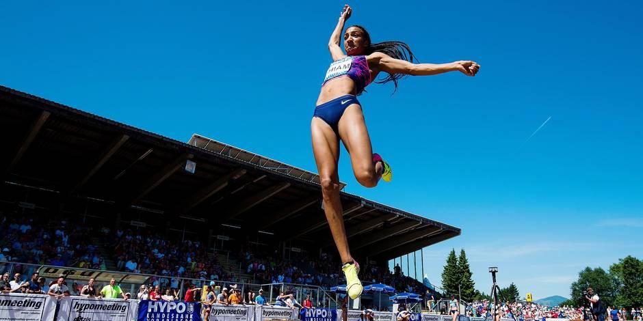 Nafi Thiam peut-elle viser le record du monde? Les sept raisons d'y croire - La Libre