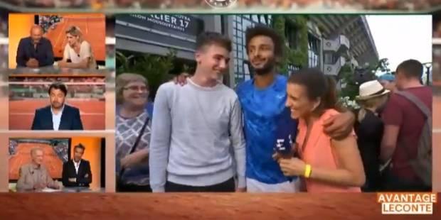 Le tennisman Maxime Hamou perd l'accréditation à Roland-Garros pour l'agression d'une journaliste - La Libre