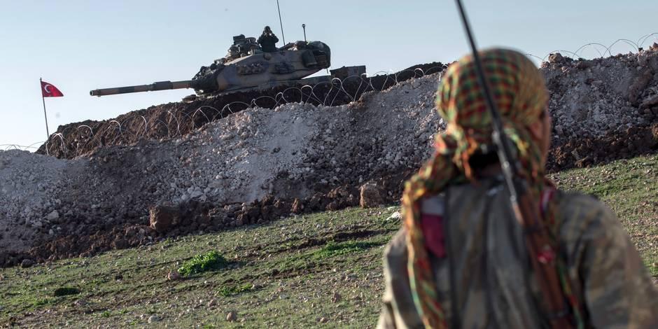 Washington a commencé à livrer des armes aux combattants kurdes en Syrie