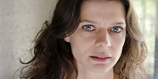 Anna Cervinka, Molière de la révélation féminine - La Libre